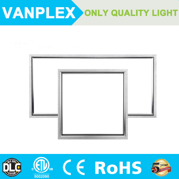 shower panel led ceiling light fixtures 30w 36w 2ft*2ft 110lm/w square led flat panel lighting