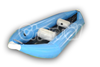 Multi-user kayak inflatable china in factory price