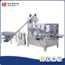 Spices Powder Rotary Packaging Machine