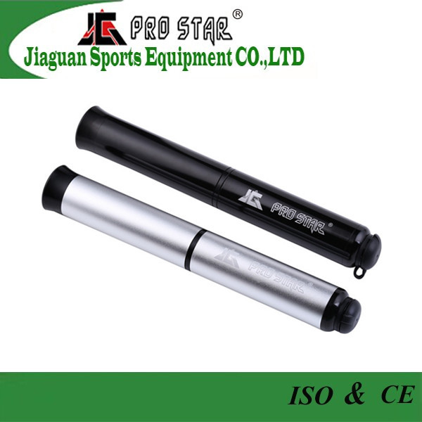 aluminum bicycle accessories hand air pump for mountain bike