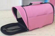 Wholesale Zhejiang Jinhua portable travel soft sided pet carrier for dog and cat