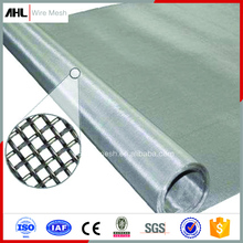 Manufacture High Temperature Home Depot Price Per Meter 25 100 500 Micron SS 304 Stainless Steel woven Wire Mesh
