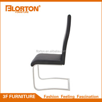 Sled shape frame quality hotel high back chair