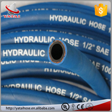 Custom Specifications Rubber Heat Resistant Braided Air Hose 8mm