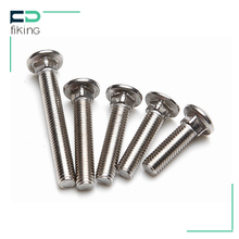 ODM m24 stainless steel carriage bolt