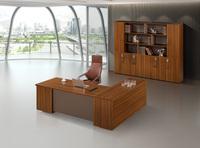 I shaped office furniture executive desk foshan furniture market
