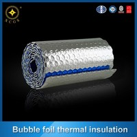 easy installed building insulation alu foil insulation thermal bubble insulation moisture proof material