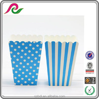 Factory Price High Quality Food Grade Popcurn Snack Packing Paper Bag