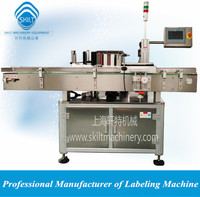Automatic print and apply qr code labeling machine (connect the PC) 0086-18917387699