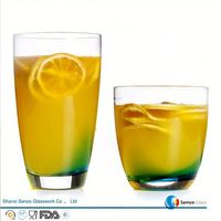 Sanzo Custom Glassware Manufacturer microwave safe drinking glass