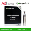 A&D ECIG is one of the authorized distributors of Kangertech, we wholesale Kanger Evod 2 Starter Kit & Kanger Evod 2 Atomizer