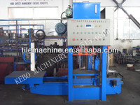 KB-125C used concrete roof tile machine