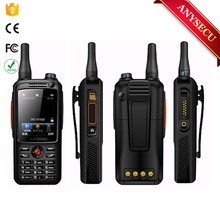 Walkie Talkie Police Two Way Radio G22 WCDMA Global GSM 3G With PTT Button & Instand Camera Wifi Radio