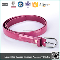 Fashion Women PU Belt