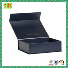 Custom Folding Magnet Paper Gift Box with Lid