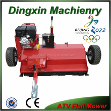 ATV mini grass mower robotic