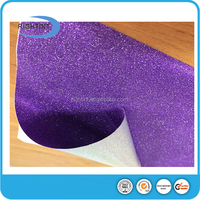 colorful glitter vinyl film for wrap