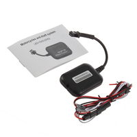 TX-5 Smart Vehicle Tracking Device GPS Tracker Motorcycle anti-theft system LBS+SMS/GPRS Mini GPS Tracker For Motorcycle