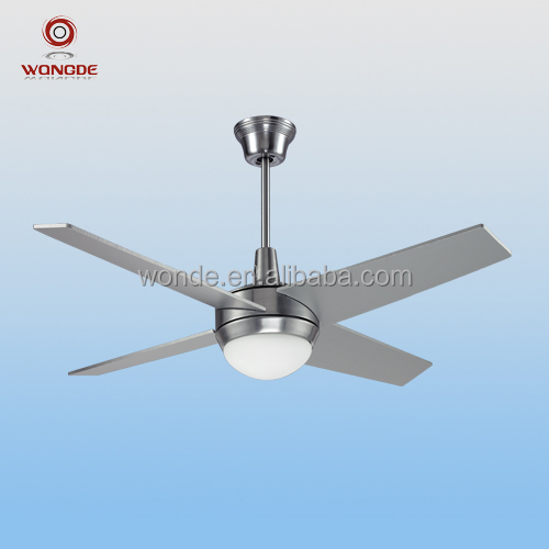 decorative ABS ceiling fan with led