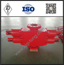 API Ram Blowout Preventer double ram type BOP /single ram Bop for well drilling and well control about oifield equipment