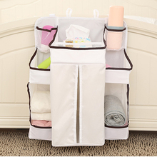 Nursery Mummy convertible baby daiper bag for Baby cot Diaper Caddy