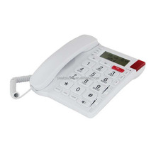 Old Man Telephone Caller ID Phone with Big Button