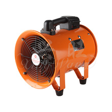 "12""high performance straight blade multi- direction portable air blower ventilator fan in Xingwang"