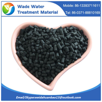 Coal columnar activated carbon price for air and water purification