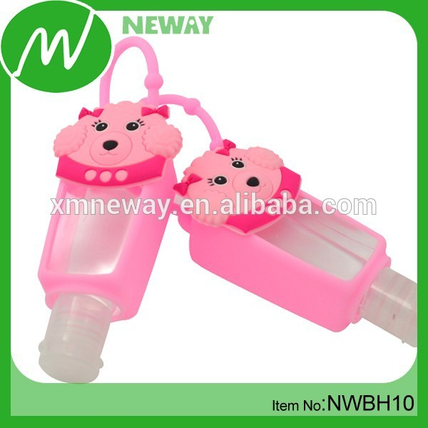 Hand Sanitizer Silicone Holder Gift Items Low Cost