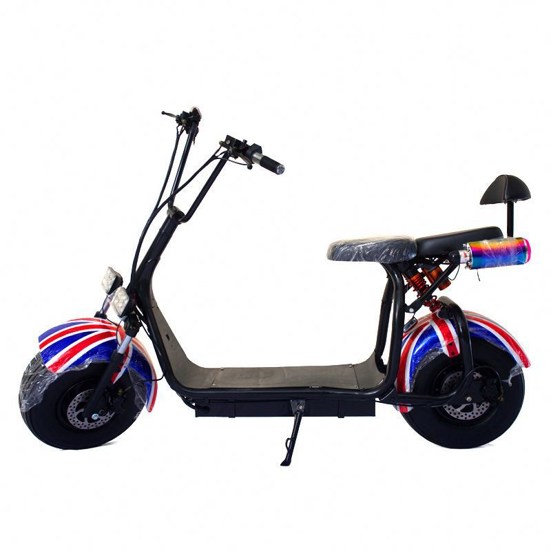Smarda motor fat tire YIDE electric scooter 1200w cheap trike