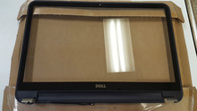 "New For Dell Inspiron 15.6"" 15R Series 5537 5521 3537 Touch Screen Glass Digitizer With bezel LED Screen"