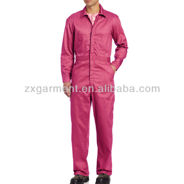 Adult Pink Coveralls