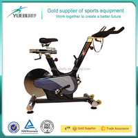 Sports Aerobic Training Cycle Exercise Bike Fitness Cardio Workout Home Cycling Racing Machine