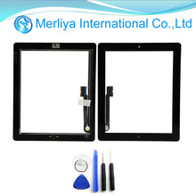 New Replacement Touch Screen Glass Digitizer for Apple iPad 3 4 +Tools