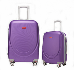 Hot sale cheap ABS trolley luggage bag