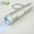 EN-803A LED whitelight stainless steel laser pointer Counterfeit detector