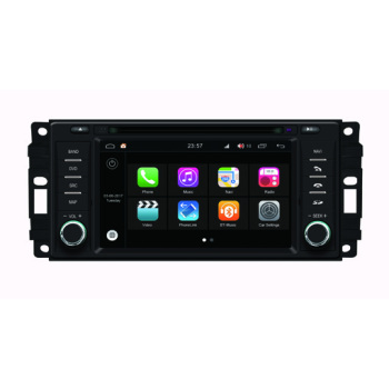 Hifimax Android 7.1 Car DVD Player GPS Navigation For Chrysler Sebring / Dodge / Jeep DVD GPS Radio System With GPS CANBUS