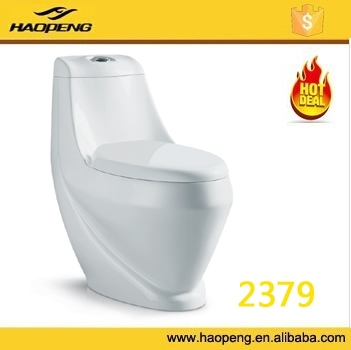 A-2379 Water Mark Sanitary Ware Water Sense Labeled High Efficiency Toilet