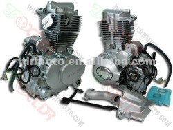 Zongshen 200cc ZS163FM air cooled with reverse RN1234, electric start
