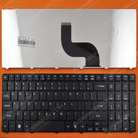 US layout keyboard for ACER AS5741G BLACK(Compatible with 5810T) Laptop replacement keyboard