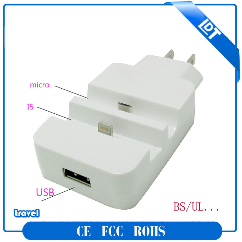 2016 china wholesale phone accessories mobile wall charger