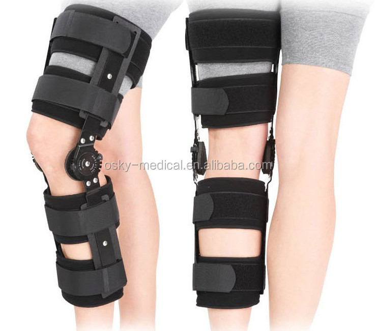Cross straps neoprene patella tendon knee support/Ligament Knee Support