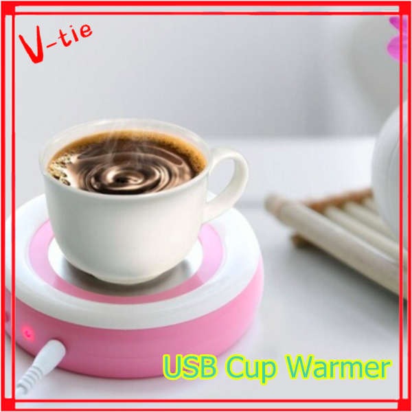 USB Mug Coffee Tea Cup Warmer Heater with usb port
