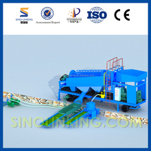 SINOLINKING Best Price of Alluvial Gold Trommel Wash Plant For Sale for ICU&CCU use