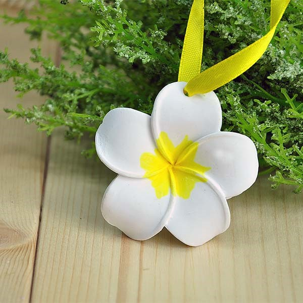 Wholesale porcelain aroma stones fragrance scented ceramic flower diffuser