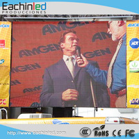 Light Weight 500X1000mm P8 Outdoor LED Curtain Display