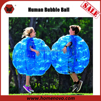 "Manufacturer High Quality 36"" Diam. Safety Bubble Ball Buddy Bounce Outdoor Play Ball For Kids"