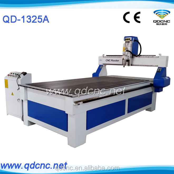 New Competitive price wood/furniture/cabinet cnc router machine/wood door making cnc router cutting QD-1325A