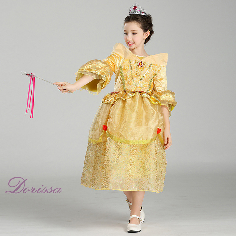 white gauze dresses elegant floral dress classy kids frock designs long sleeve muslim wedding dress