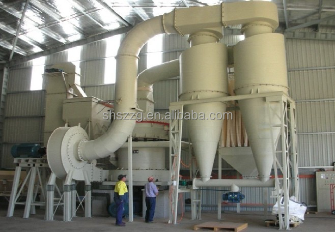 Dry Mineral Powder Grinding Grinding Mill , Mutil Application Grinder